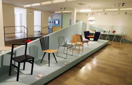 Made in Denmark, Blick in die Ausstellung, Postmodernes Dänemark